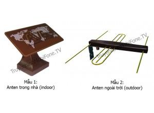 Nên lắp đặt anten trong nhà hay ngoài trời khi sử dụng MobiTV ?