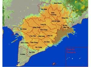 Truyền hình MobiTV – Bản đồ phủ sóng toàn quốc