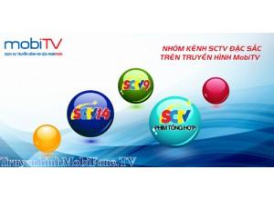 Hướng dẫn mở khóa kênh SCTV trên truyền hình MobiTV của MobiFone