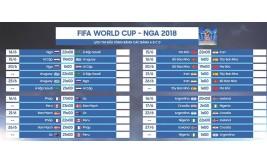 Lắp Đặt Truyền Hình HD Xem World Cup 2018 | Siêu Nét Trên K+, An Viên