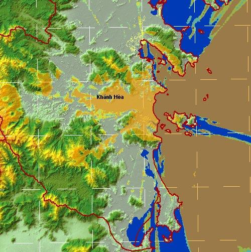 Bản đồ phủ sóng MobiTV Tại Nha Trang