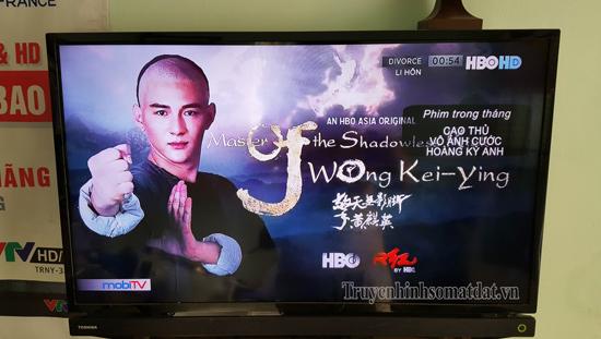 Kênh HBO HD của MobiTV