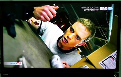 Hình ảnh kênh HBO HD trên MobiTV