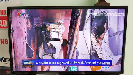 Kênh VTV1 HD truyền hình MobiTV